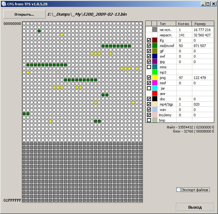 CFGfromTFS v1.0.5 от 19.02.2009